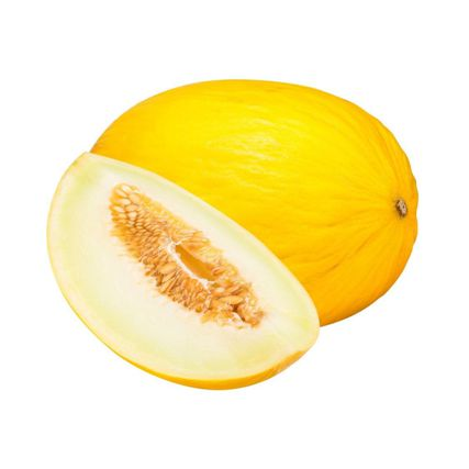 Melão Amarelo Orgânico Médio
