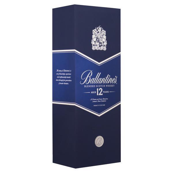 Whisky Escocês Blended Ballantine's Garrafa 1l