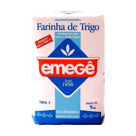 Farinha Trigo EMEGE 1kg