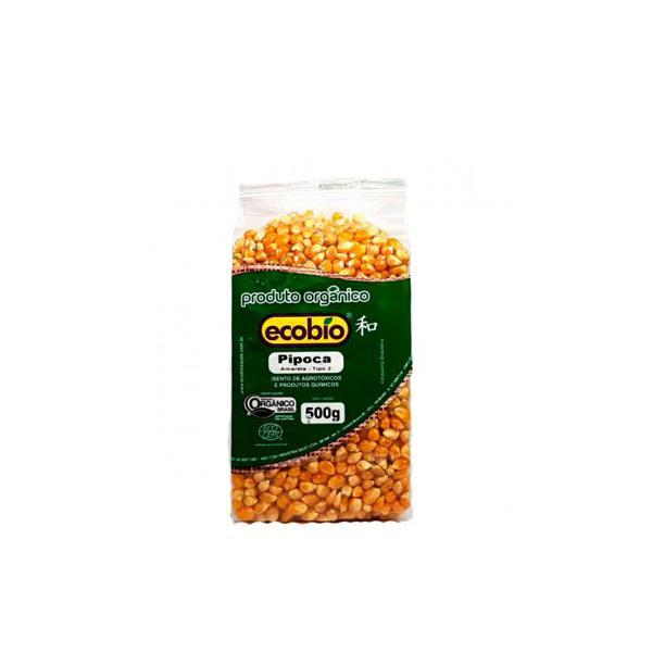 Milho de Pipoca a Vacuo (500g)- Orgânico
