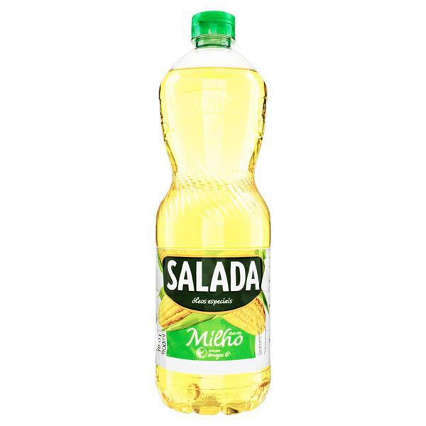 Óleo de Milho Tipo 1 Salada Garrafa 900ml