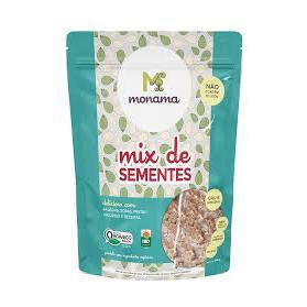 Mix de sementes, berries, coco e nibs de cacau (190g)- Orgânico