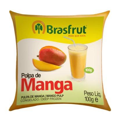 Polpa de Fruta BRASFRUT Manga 100g