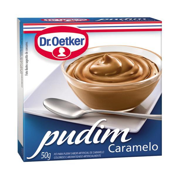 Pudim Dr.Oetker 50G Caramelo