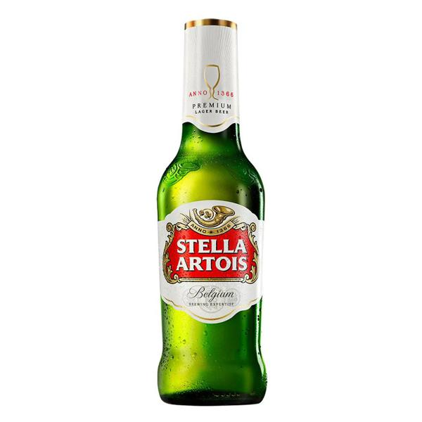 Cerveja STELLA ARTOIS Premium LongNeck 275ml