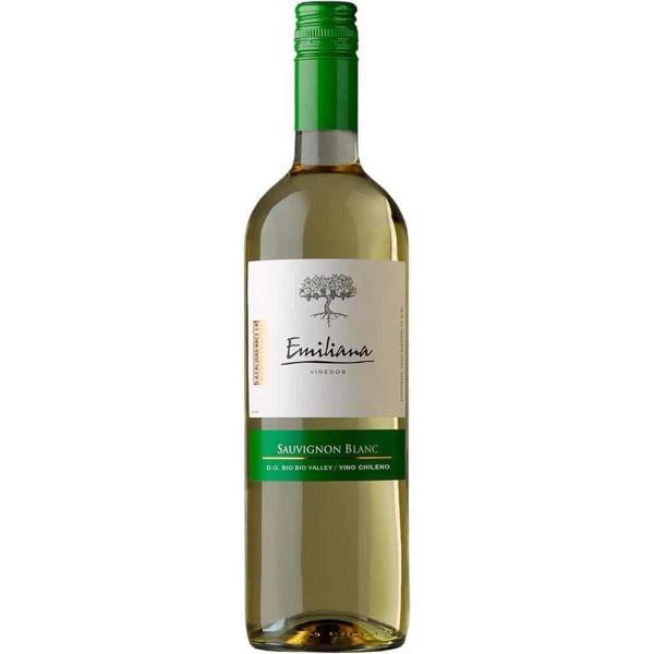 Vinho Chileno EMILIANA Sauvignon Branco 750ml
