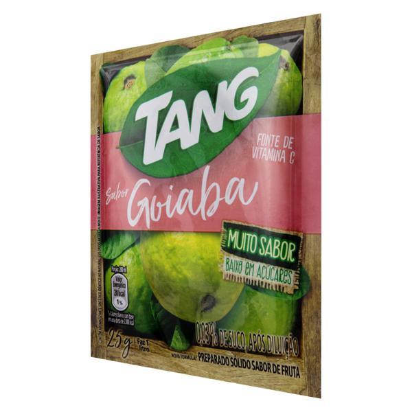Refresco em Pó Goiaba Tang Pacote 25g