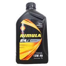 Lub Rimula Rt4 X 15W-40 1L 1L