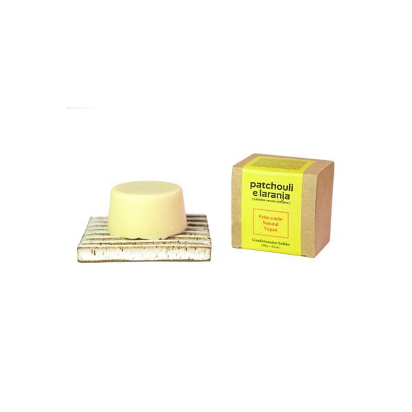Condicionador sólido cabelos crespos/secos - Curi