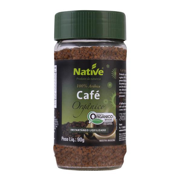 Café Solúvel Native 50g