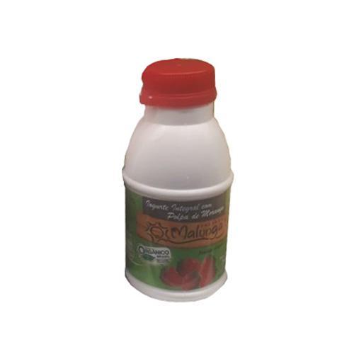 Iogurte Natural Orgânico Sabor Morango 500ml MALUNGA