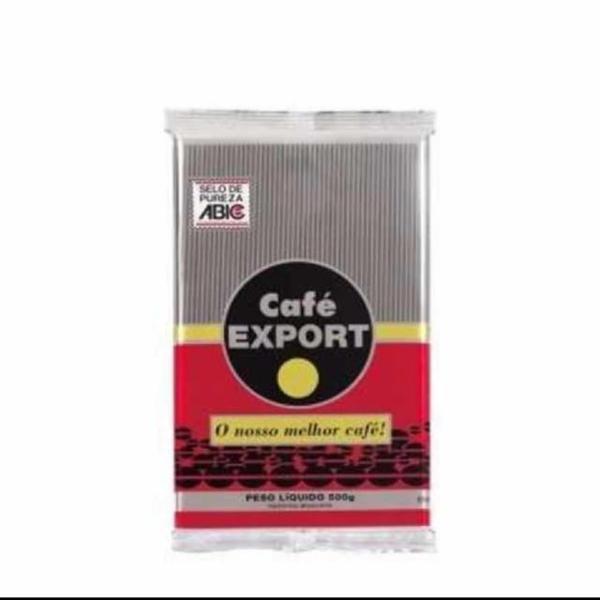 Café EXPORT Torrado e Moído 500g