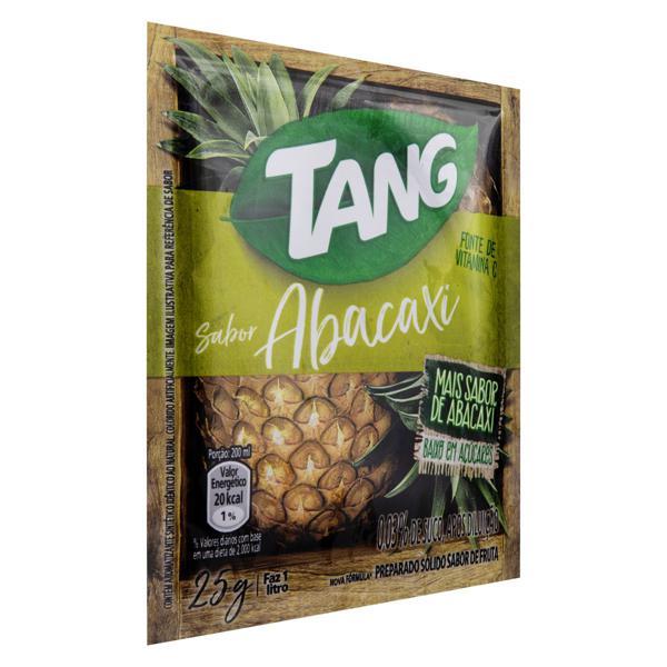 Refresco em Pó Abacaxi Tang Pacote 25g