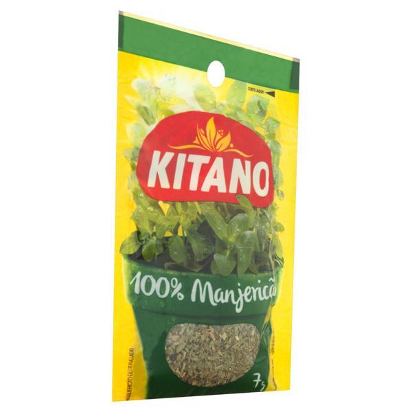 Manjericão Kitano Pacote 7g