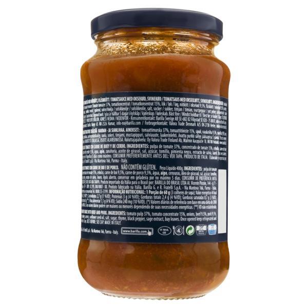 Molho de Tomate Bolognese Barilla Vidro 400g