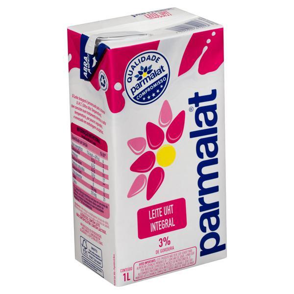 Leite Uht Integral Parmalat Caixa 1l