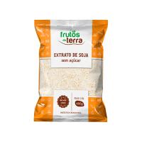 Extrato De Soja Frutos Da Terra 400G Pacote