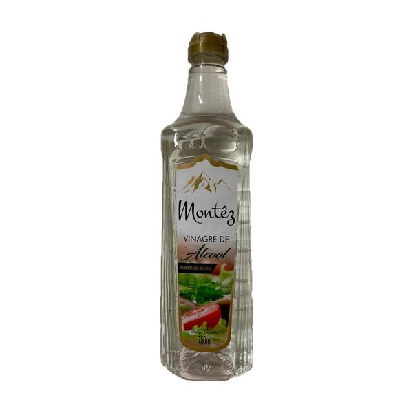 Vinagre De Alcool MONTEZ 750ml