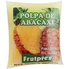 Polpa de Fruta FRUTPRES Integral Abacaxi 100g