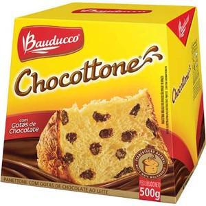 Chocottone Bauducco Gotas 500G