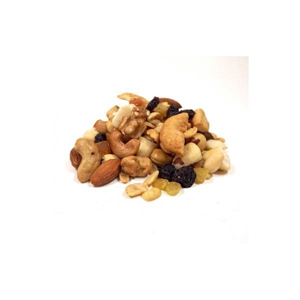 Mix de Castanhas e Frutas