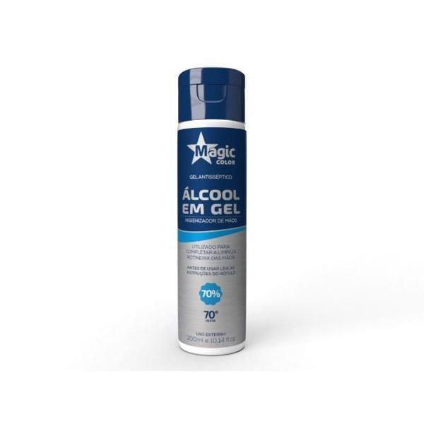 Higienizador De Maos Magiccolor Antisseptico 300Ml