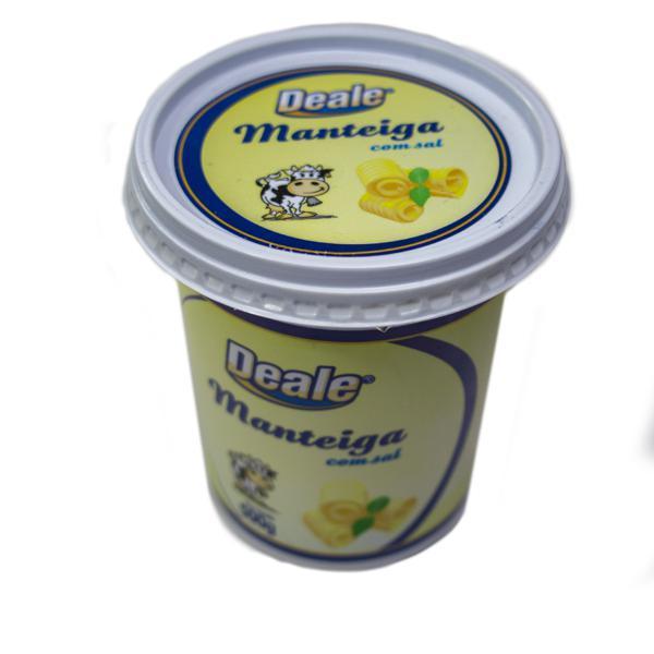 Manteiga DEALE c/Sal pote 500g