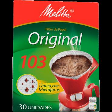 Filtro De Papel MELITTA 103 30un