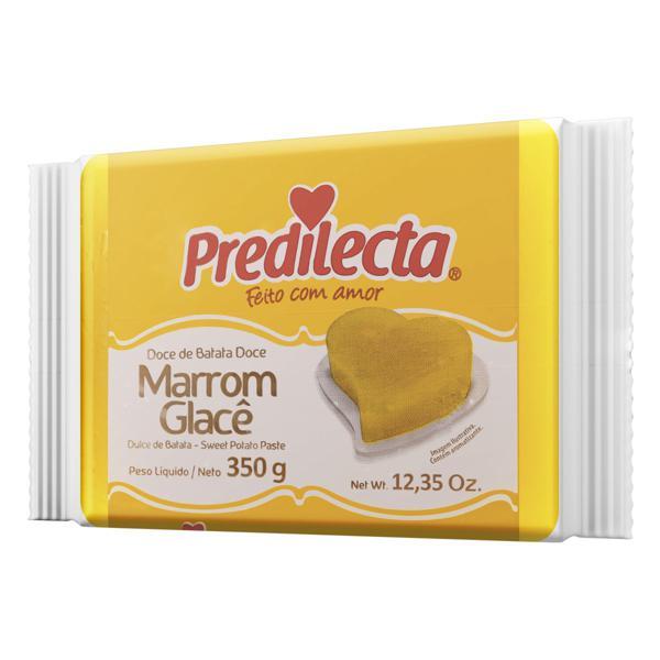 Marrom-Glacê de Batata-Doce Predilecta Pacote 350g