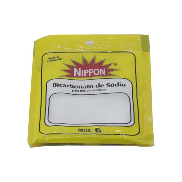 Bicarbonato de Sódio NIPPON 40g