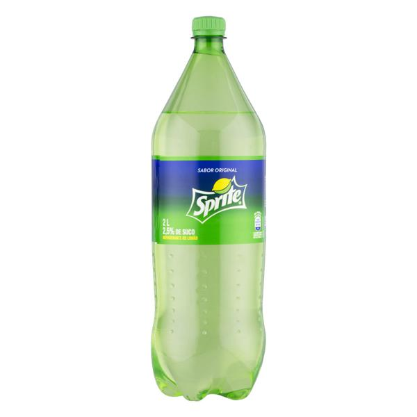 Refrigerante Limão Sprite Garrafa 2l