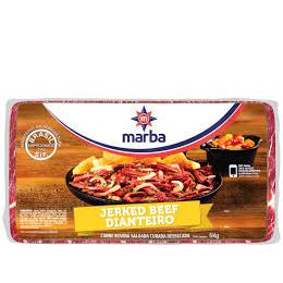 Carne Seca Dianteiro Marba 400g