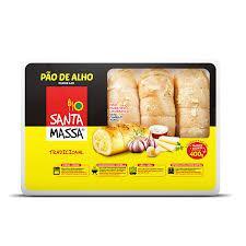 Pão De Alho Santa Massa 400G