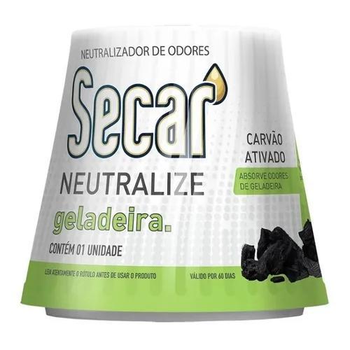 Absorvedor De Odores Secar P/Geladeira 1X1