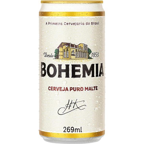 Cerveja 269Ml Lt Bohemia Puro Malte