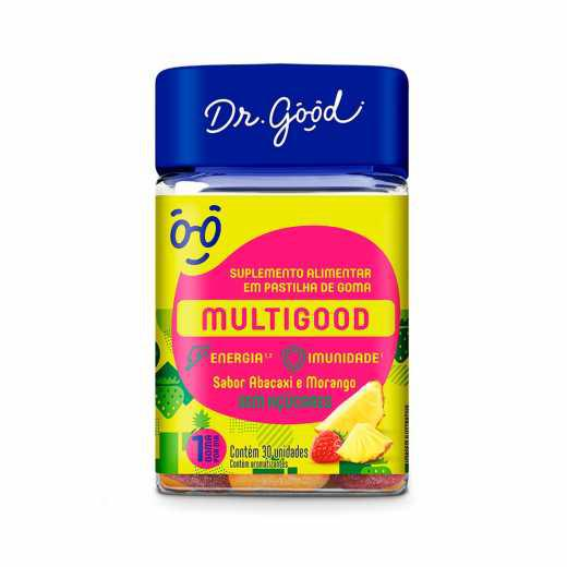 Suplemento Alimentar DR.GOOD Multigood Diet 30 Unidades