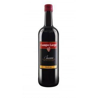 Vinho Campo Largo Tinto Suave 750Ml