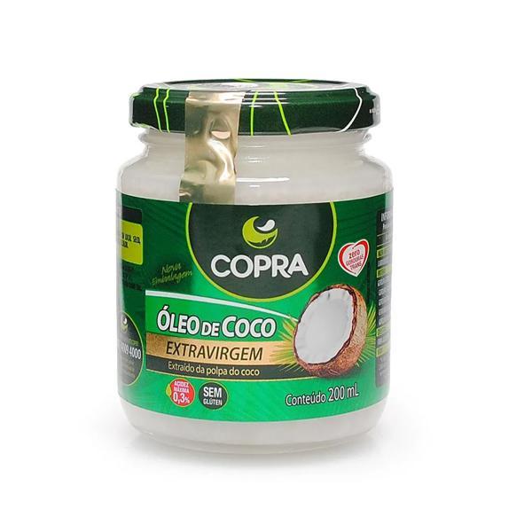 Oleo de Coco Extra Virgem Orgânico