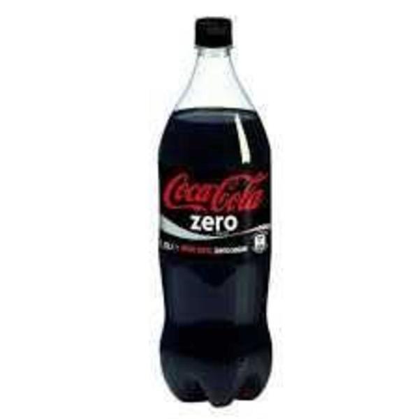 Refrigerante COCA COLA Zero Açúcar 1,5L