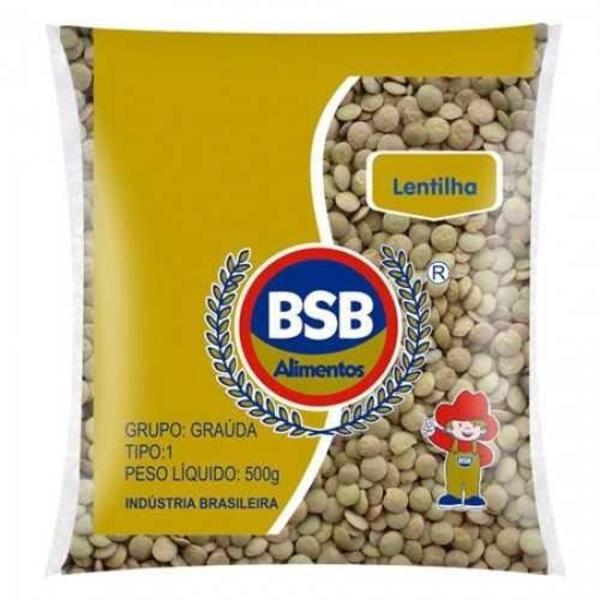 Lentilha BSB ALIMENTOS 500g