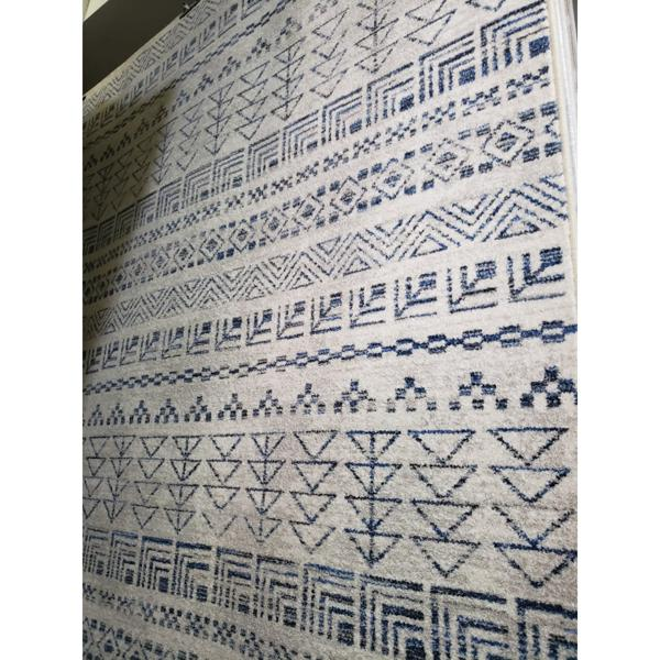 BB - Tribal Azul - 2,00 x 2,90m