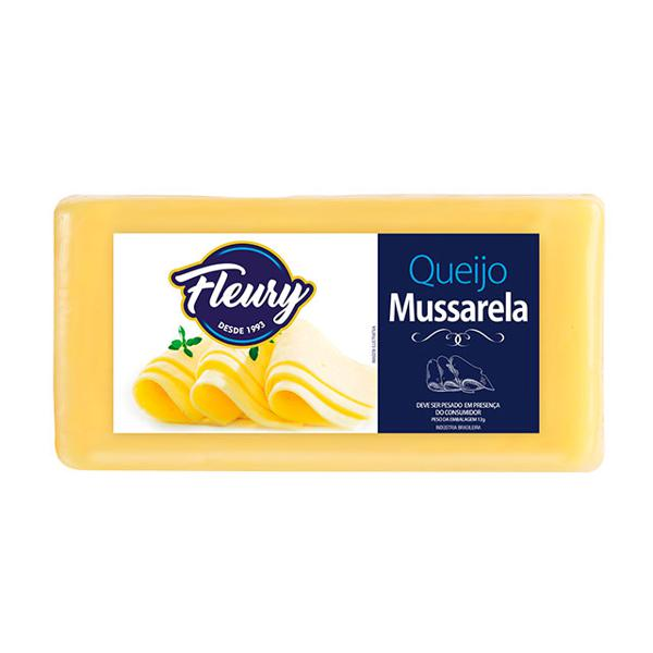 Queijo Mussarela FLEURY