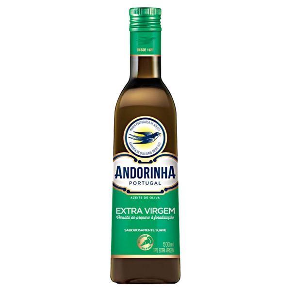 Azeite de Oliva ANDORINHA Extra Virgem 0,5% Vidro 500ml