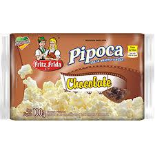 Pipoca Fritzefrida Micro.100G Choc