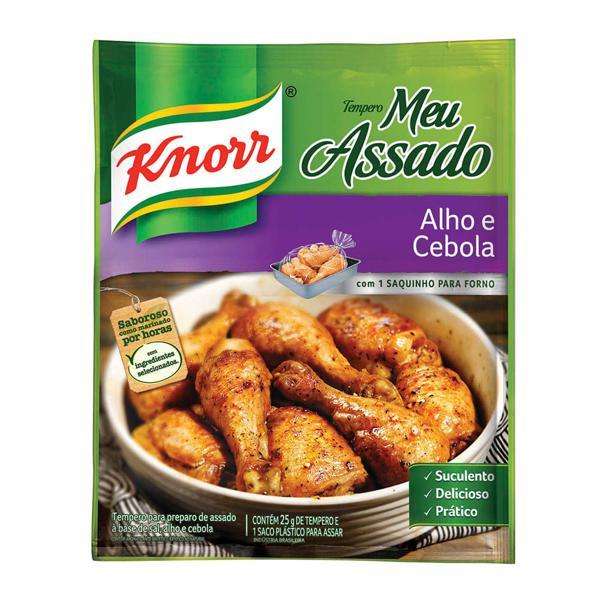 Knorr Meu Assado Frango 25G Ceb Alho