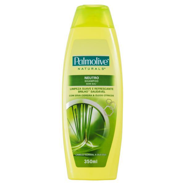 Shampoo Neutro Palmolive Naturals Frasco 350ml