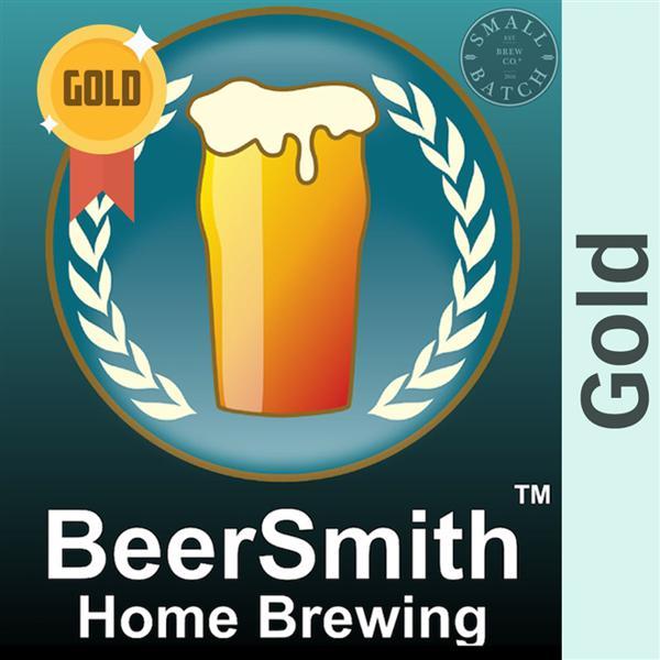 Software BeerSmith 3 Gold