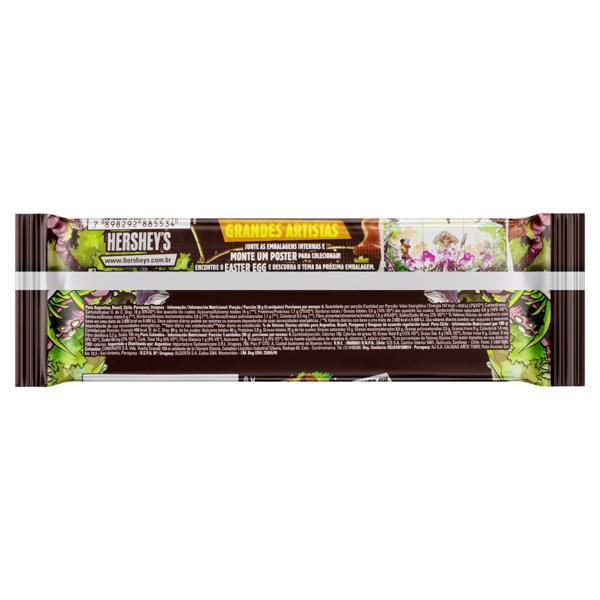 Wafer Recheio e Chocolate ao Leite Hershey's Mais Pacote 115g