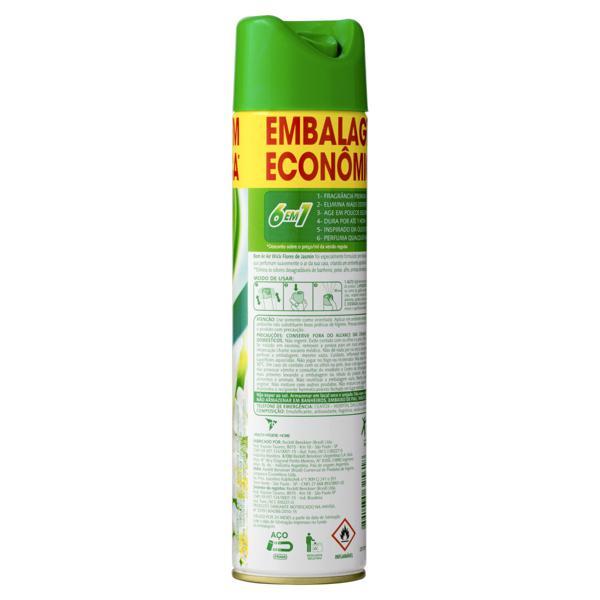 Neutralizador de Odores Flores de Jasmin Air Wick Bom Ar Frasco 360ml Embalagem Econômica