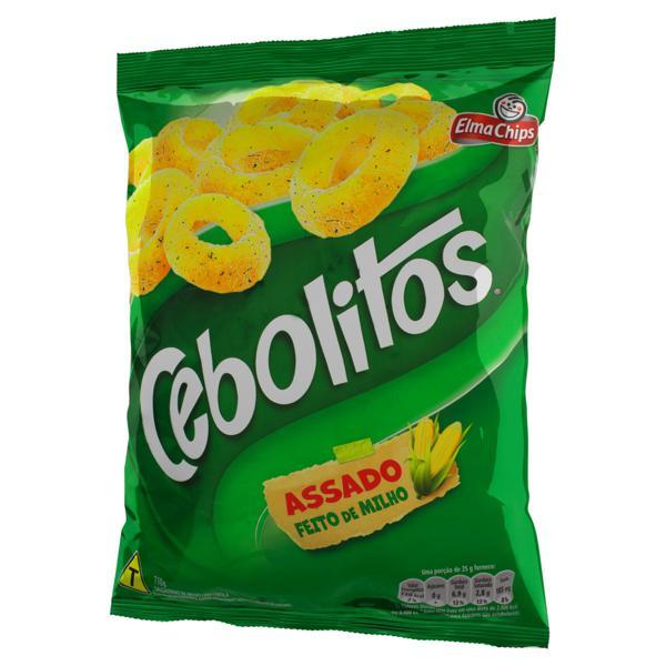 Salgadinho Cebolitos  110g